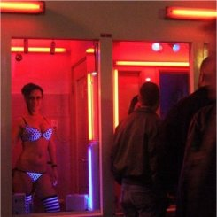 is prostitution legal in amsterdam city